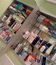 Every parent's medicine cabinet