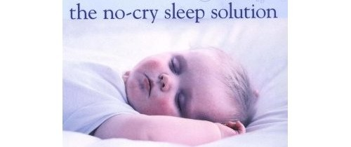 Book review: The No Cry Sleep Solution