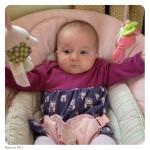 Thirteen weeks old